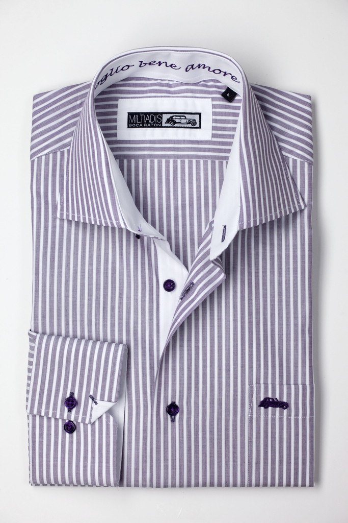 Men's Dress Shirts | TOM XII 13