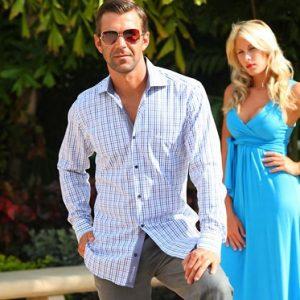 Men's Dress Shirts | TOM XII 01