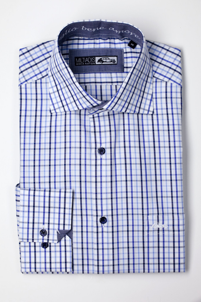 Men's Dress Shirts   TOM XII 01