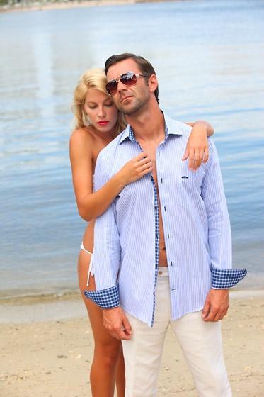 Men's Dress Shirts | TOM XII 07
