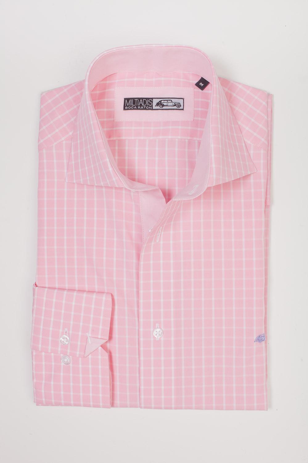 Men's Dress Shirts | Miltiadis XIII 11 | Miltiadis