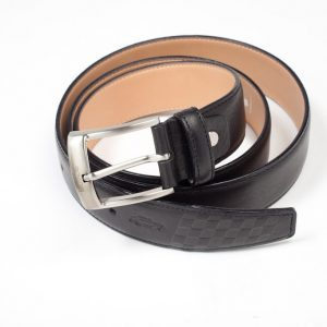 Italian Leather Belt | Black