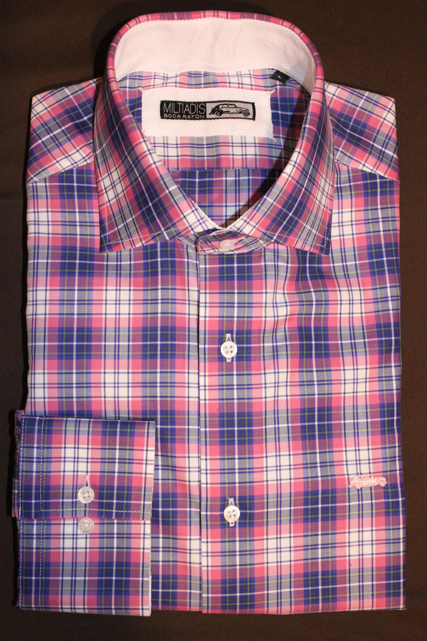 Men's Dress Shirts | GEORGE XV 002